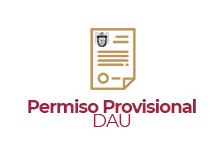 Permiso Provisional